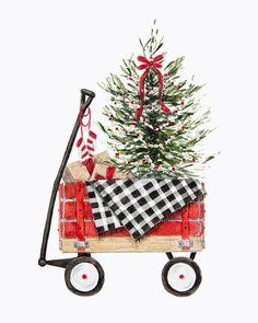 8 essential for a golden Christmas decoration - HomeCNB Christmas Tree Art, Christmas Paintings, Christmas Clipart, Christmas Printables, Christmas Pictures, Christmas Projects, All Things Christmas, Vintage Christmas, Christmas Time