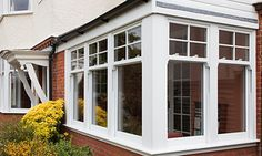 Forget draughts and rattles associated with old sash windows. Find out how Everest uPVC Sash Windows are tailor-made to retain the classic look of your home. Siding Colors For Houses, Double Glazed Window, Windows Exterior, Windows, Porch Canopy, Double Glazed Sash Windows, Casement Windows, House Exterior, Upvc Sash Windows