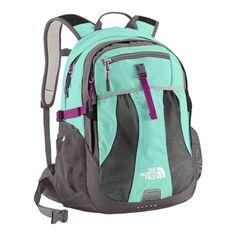 i love my northface book-bag <3