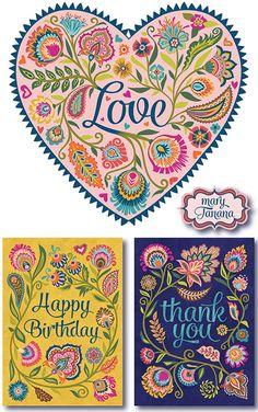 print & pattern: DESIGNER - mary tanana Art Floral, Zentangle, Embroidery Patterns, Print Patterns, 3d Cuts, Illustration Photo, Scandinavian Folk Art, Vintage Botanical Prints, Truck Art