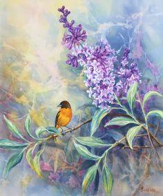 Spring Fragance by Wee Lee