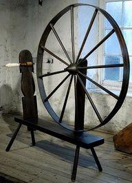 Spinning Wheel by MuseumWales, via Flickr