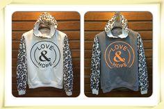 love&hope printed hoodies  wholesale 7.5$ article # acte-115