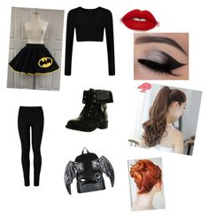 """""""Lillian Brown Favorite outfit"""" by jenjengrant on Polyvore featuring Wolford, Refresh, Pin Show and Iron Fist"""