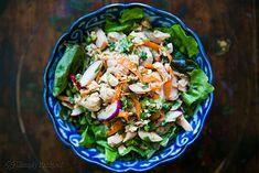 Asian Tuna Salad on Simply Recipes