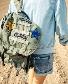 backpack diesel