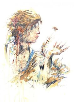 carne griffiths art | Illustrations by Carne Griffiths | Cuded