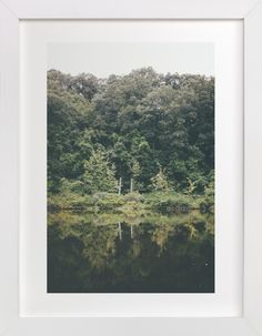 """frame a photo from Ireland extra large? (""""Whispered Rain"""" - Available in a variety of frame and size options)"""