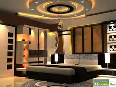 The top companies or agencies for in understand what their clients expect from them. They take every possible measures to get your home the best look that you dream of. Modern Luxury Bedroom, Luxury Bedroom Design, Room Design Bedroom, Bedroom Furniture Design, Home Room Design, Luxurious Bedrooms, Interior Ceiling Design, House Ceiling Design, Ceiling Design Living Room