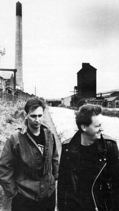 Cabaret Voltaire --- Kirk smiling! ♥ ♥