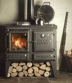 Introducing the Esse Ironheart Cooking Stove