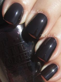 OPI: Lincoln Park After Dark