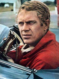 Steve McQueen had S T Y L E
