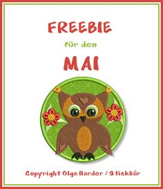 eule Freebie                                                                                                                                                                                 Mehr