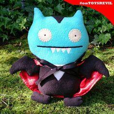 #UGLYDOLL Does #UniversalMonsters  http://toysrevil.blogspot.sg/2013/06/uglydoll-does-universal-monsters.html