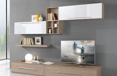 159 Fantastiche Immagini Su Parete Attrezzata Living Room Ideas