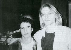You can't buy happiness - So someone asked about the photo with Kurt...