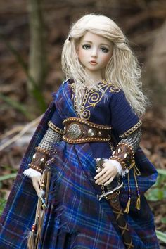 Another Celtic Doll