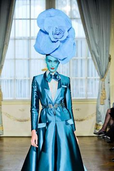 The Alexis Mabille Haute Couture Spring 2012 Collection is Wonkatastic #weddings trendhunter.com