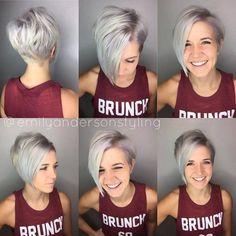 My name is BLOND … 10 großartige Kurzhaarfrisuren für Blondinen, mit denen Du alle Blicke auf Dich ziehst! - Seite 2 von 10 - Neue Frisur
