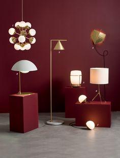 A iluminação faz toda a diferença no astral da casa. Mostramos aqui luminárias que combinam forma e função, separadas em quatro tendências