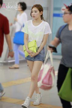 Girls Generation Tae-Yon 소녀시대 태연