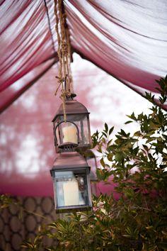 lighting fixture, hanging lamp, twine, best wedding designs