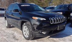 Glenn and Christy's new 2015 JEEP CHEROKEE! Congratulations and best wishes from North Country Nissan and LOUIS YOUNG.