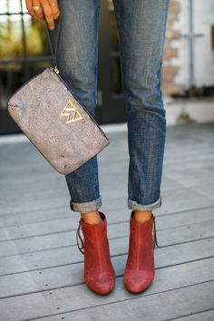 Go-To Fall Look: Fall Outfit Ideas — The Fox and She @johnstonmurphy @stylelist @shopkellywynne