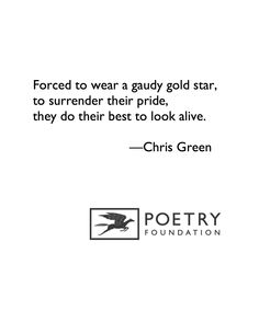 """""""Christmas Tree Lots"""" by Chris Green, POETRY, December 2001"""