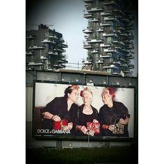 Milano Bosco Verticale/Dolce & Gabbana