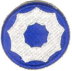 9TH CORPS AREA SERVICE COMMAND