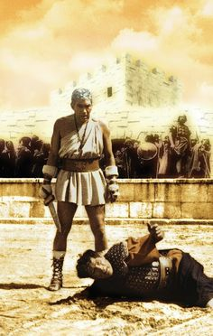 Anthony Quinn in Barrabas