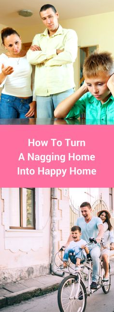 How To Turn Nagging Home Into A Happy Family #ParentingHack #ParentingAdvice #parentingforbrain