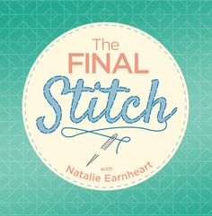 Welcome to our very first episode of The Final Stitch! Join Natalie to answer some real questions from real quilters - like you - about pieced backing. Learn how to put your backing together with vertical and horizontal seams, what you need to know when adding blocks or stripes to a pieced back, working with directional fabric and sew much more! Follow the link below to watch the premier episode of the Final Stitch now! #MissouriStarQuiltCo #TheFinalStitch #Quilting #QuiltBacking #HowToQuilt