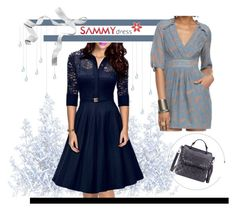 """""""Sammydress 28."""" by marinadusanic ❤ liked on Polyvore featuring women's clothing, women's fashion, women, female, woman, misses and juniors"""