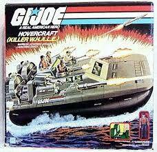 G.I. Joe  hovercraft