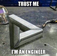 62 Of Today's Freshest Pics And Memes Funny memes, pics and much more. Metal Projects, Welding Projects, Metal Crafts, Art Projects, Welding Memes, Welding Funny, Welded Art, Metal Welding, Diy Welding
