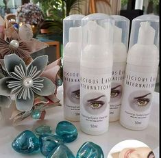Fights bacteria build up on the eyelids. This innovative Foam Cleanser is perfect for deep cleaning around your eyes, and a great solution for keeping your eyelash extensions squeaky clean for the holiday season Deep Cleaning, Eyelash Extensions, Cleanser, Eyelashes, Eyes, Holiday, Lashes, Lash Extensions, Vacations