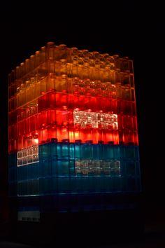 Mix de cores Lego