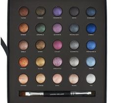 Laura Geller Baked Holiday Eyeshadow Collection