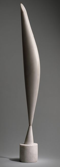 Bird in Space :: Constantin Brancusi