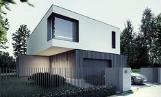tamizo architects group . projects . architecture . m-house warsaw. #exterior