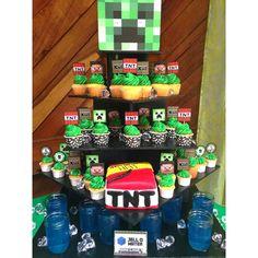 Cute Minecraft Party Ideas