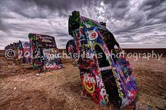 Cadillac Ranch HDR - Amarillo, TX