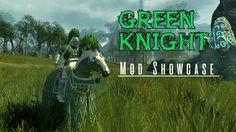 Green Knight Re-skin Mod [Short Video] Total War: Warhammer