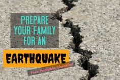 You'll be surprised at how easy some of these things are, and how most people don't even think about it until it is too late! Make sure your family is safe and your home is earthquake-ready with these SIMPLE STEPS!