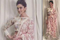 Top 10 Looks Of Deepika Padukone In Traditional Wear