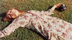 William Eggleston, Untitled (Marcia Hare in Memphis, Tennessee), c1980