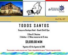 e-FUNPASS Año 11 No. 457 :) Todos Santos